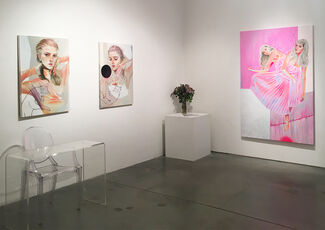 Something's Wrong, installation view