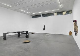 Alfredo Aceto/Nicola Martini/Linnéa Sjöberg - AS IF WE NEVER SAID GOODBYE, installation view