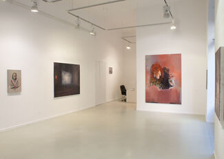 THE END OF GRAVITY, installation view