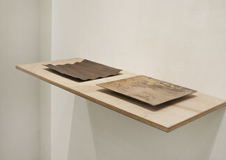 "vol.51 Takejiro Hasegawa Naoko Kato ""About Vessel"", installation view"