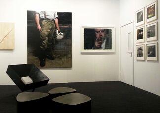 Galerie Olivier Waltman   Waltman Ortega Fine Art at London Art Fair 2015, installation view