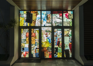 Voyage, installation view