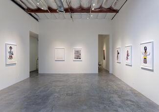 DEBORAH ROBERTS:  Fragile But Fixable, installation view