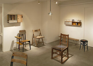 """vol.47 Keisuke Iwata Michiko Iwata Kouichi Uchida Mitsugu Sato """"Furniture Exhibition"""", installation view"""