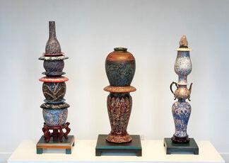 Philip J. Capuano: Ceramic Perspective, installation view