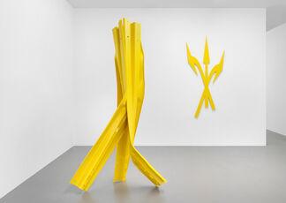 Bettina Pousttchi – Vertical Highways, installation view