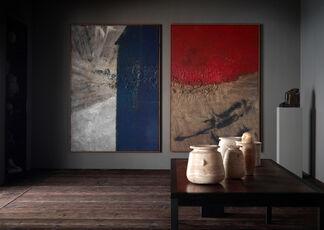 Axel Vervoordt Gallery at TEFAF Maastricht 2018, installation view