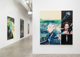 Martin Wickström: Perfume River, installation view