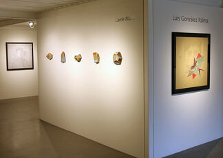 LUIS GONZÁLEZ PALMA & CARRIE MARILL, installation view