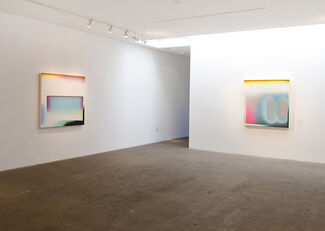 Matthew Penkala: The Day You Crossed A Nova: New Paintings, installation view