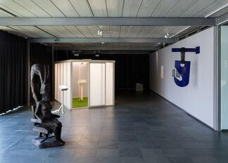 Work it, feel it!, installation view