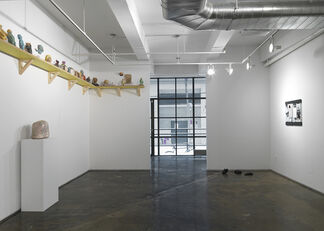 SINISTER FEMINISM - Curated by Piper Marshall with Lola Kramer, installation view