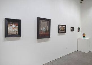 Tony Curanaj: Echoes and Endeavors, installation view