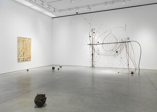 Jay Heikes: Keep Out, installation view