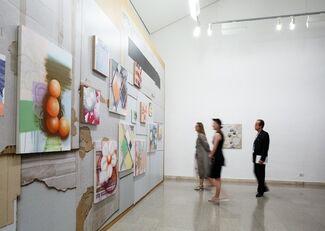 Wolfgang Ellenrieder: Studio 11, installation view