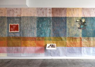 Tyanna Buie: Mimetic Gestures, installation view