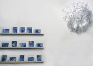 Klowden Mann at Dallas Art Fair 2014, installation view
