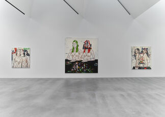 John Copeland: Your Heaven Looks Just Like My Hell, installation view