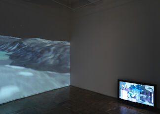 Slow Down/Don't Stop, installation view