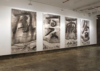 Gu Wenda: Central Park, installation view