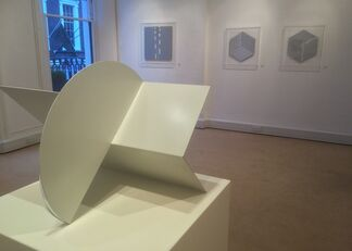 Getulio Alviani, Works 1960 /1970, installation view