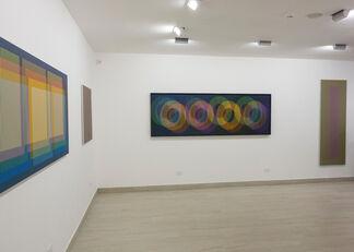 Carlos Cruz-Diez: Through Color, installation view