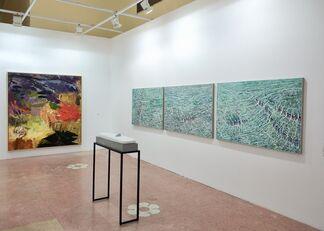 Aye Gallery at ART021 Shanghai Contemporary Art Fair 2017, installation view
