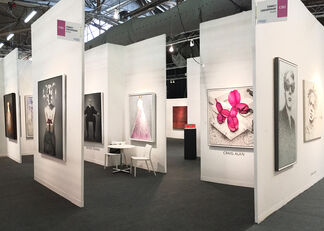 Connect Contemporary at CONTEXT New York 2017, installation view