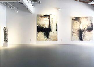 David Kuraoka + Tom Lieber, installation view