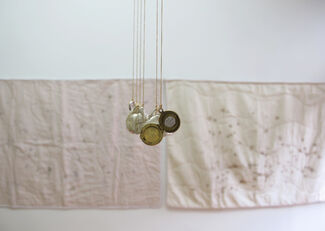 Kate Newby, Tiny-but-adventurous, installation view