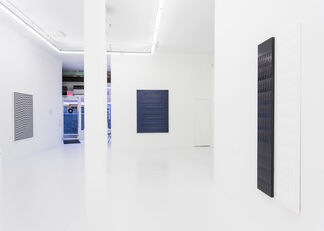 Two on Two, installation view