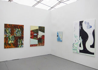 Ana Cristea Gallery at UNTITLED 2013, installation view