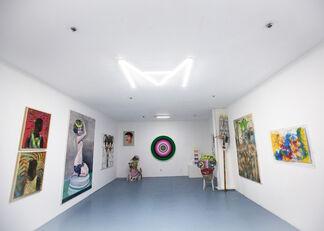 Indulge, installation view