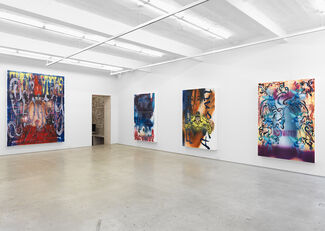 The Infamous Crush, installation view
