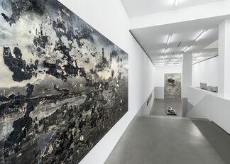 In abisso, installation view
