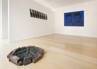 Gavin Turk - GT, installation view