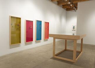 Michael Rakowitz:The Breakup, installation view