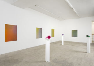 Jed Ochmanek | Sundials, installation view