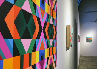 Harmony For The Righteous Destiny of Calamity, installation view