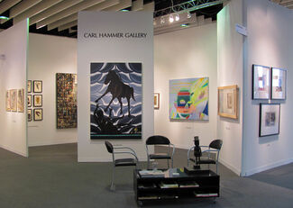 Carl Hammer Gallery at The Armory Show 2017, installation view