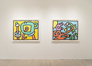 Recent Editions, installation view