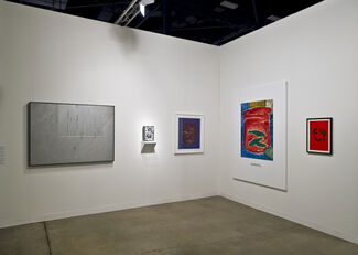 Barbara Mathes Gallery at Art Basel in Miami Beach 2014, installation view