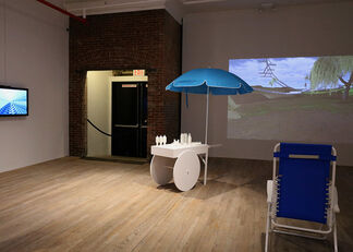KRISTIN LUCAS & JOE MCKAY: Away From Keyboard, installation view