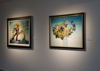 Enrico Donati - Prima Materia, installation view