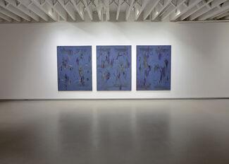 Bas van den Hurk: Ghosts and Spectres, installation view