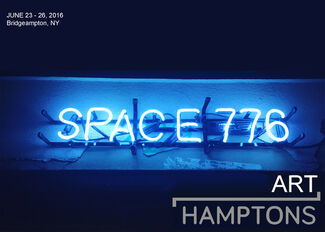 Space 776 at ArtHamptons 2016, installation view