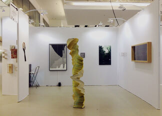 The Flat - Massimo Carasi at YIA ART FAIR #09 (Brussels), installation view