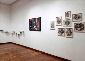 Bongo/Blanda, installation view