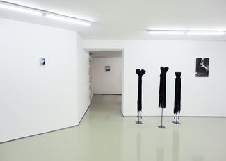 OF DEATH AND OTHER DEMONS, group show, installation view