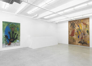 Shadow Ballers, installation view